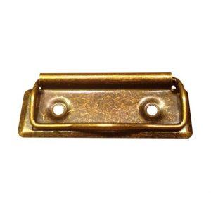 Rustic Style Brass Clipboard Clip