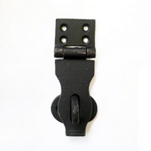 Black Iron Latch