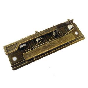 Rustic Lever Style Brass Clipboard Clip