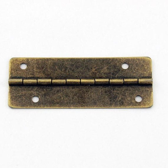 Rustic Offset Hinges